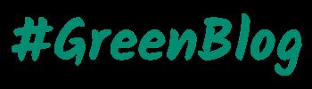 Logo #GreenBlog