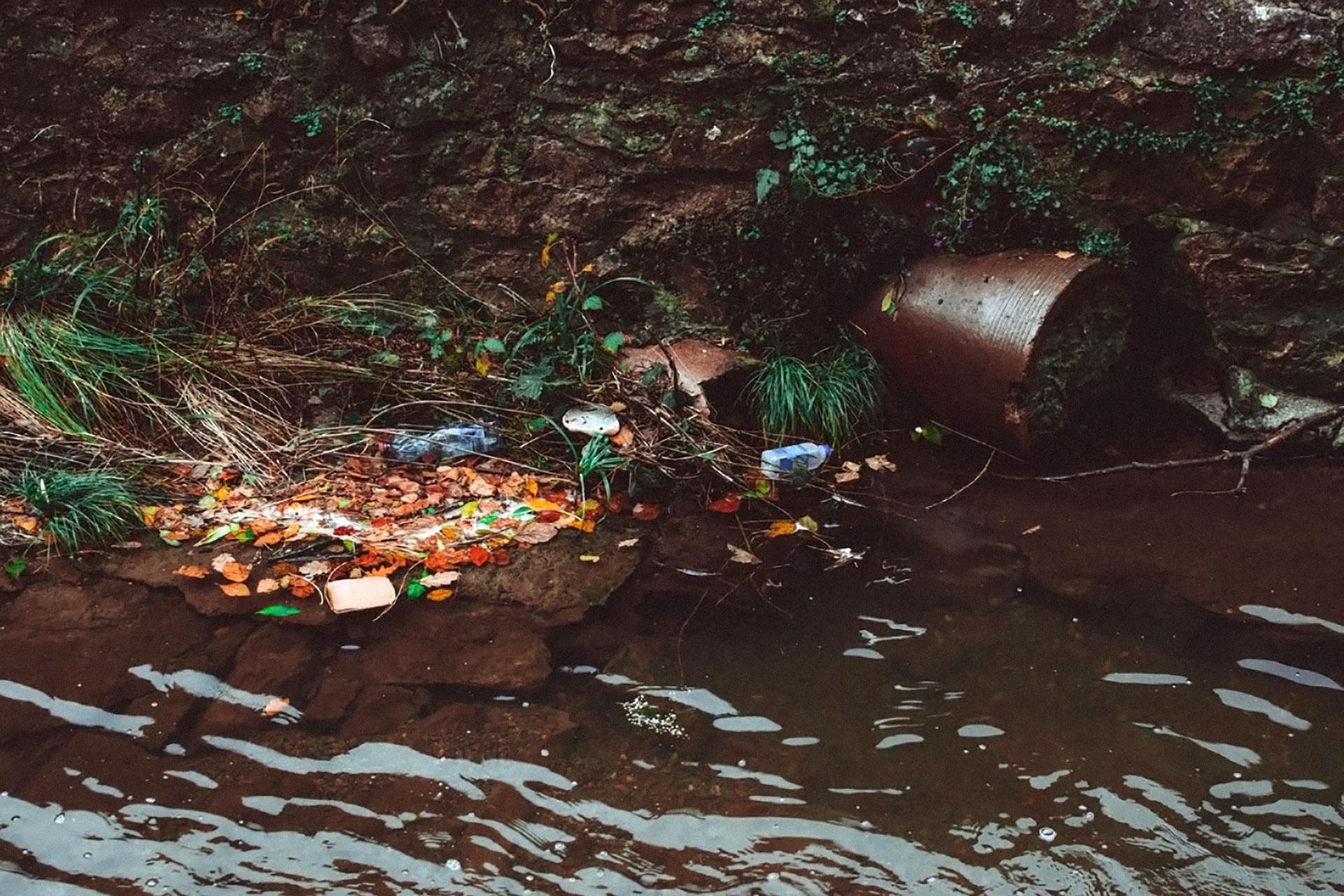 ¿Qué es la contaminación hídrica?