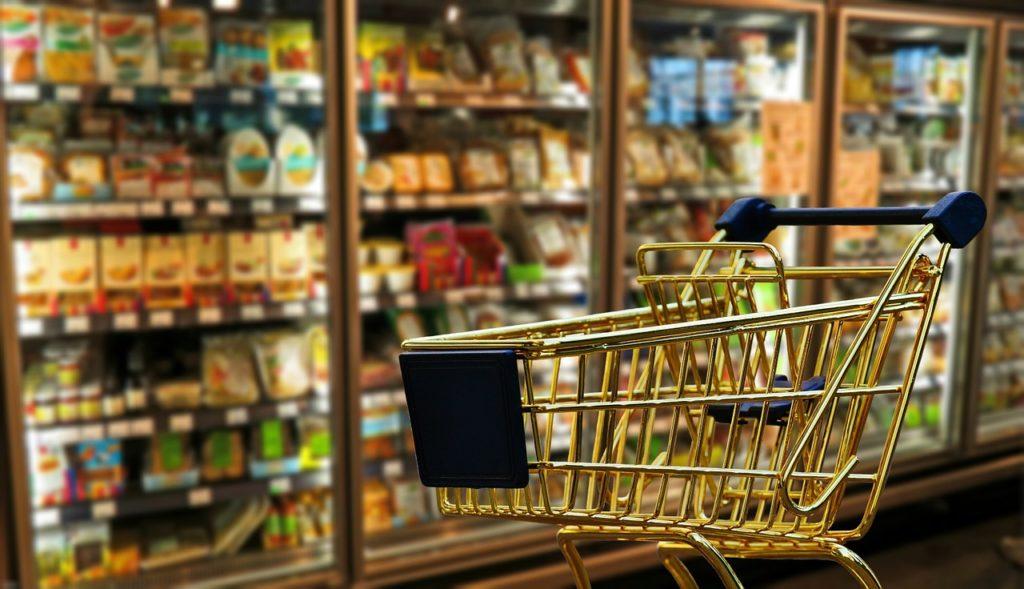 supermercado contra el Cambio Climático
