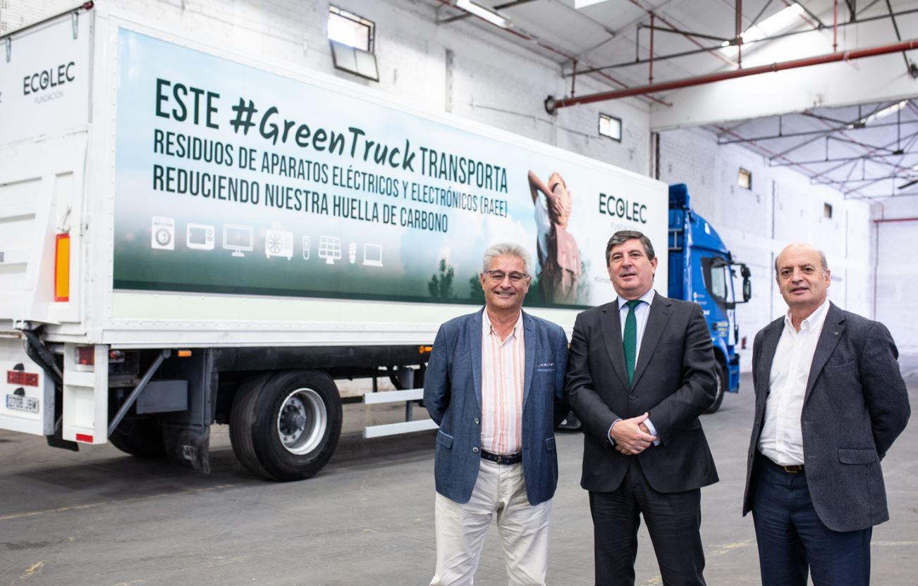 #GreenTruck camión