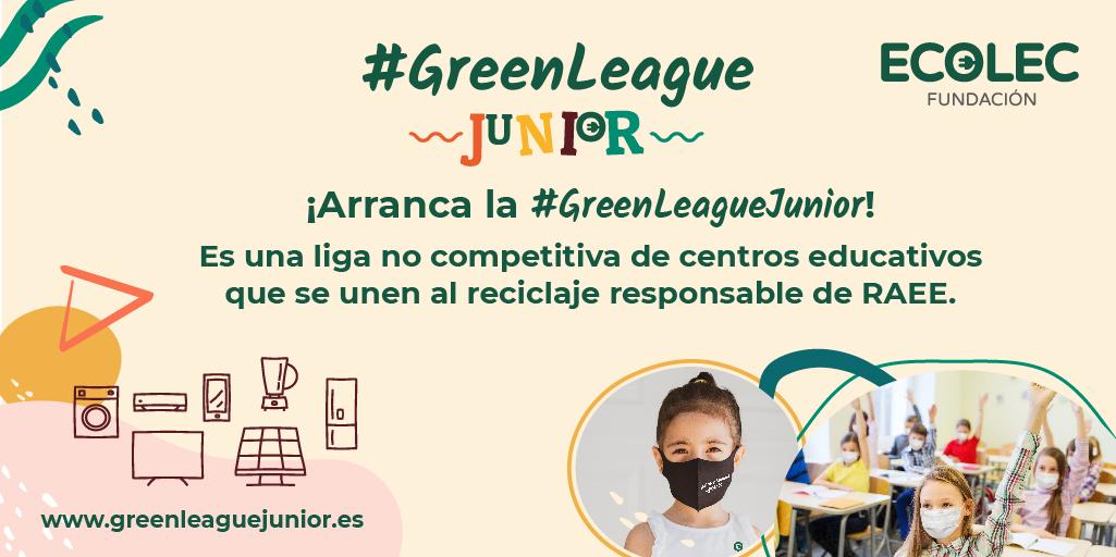 primera #GreenLeagueJunior